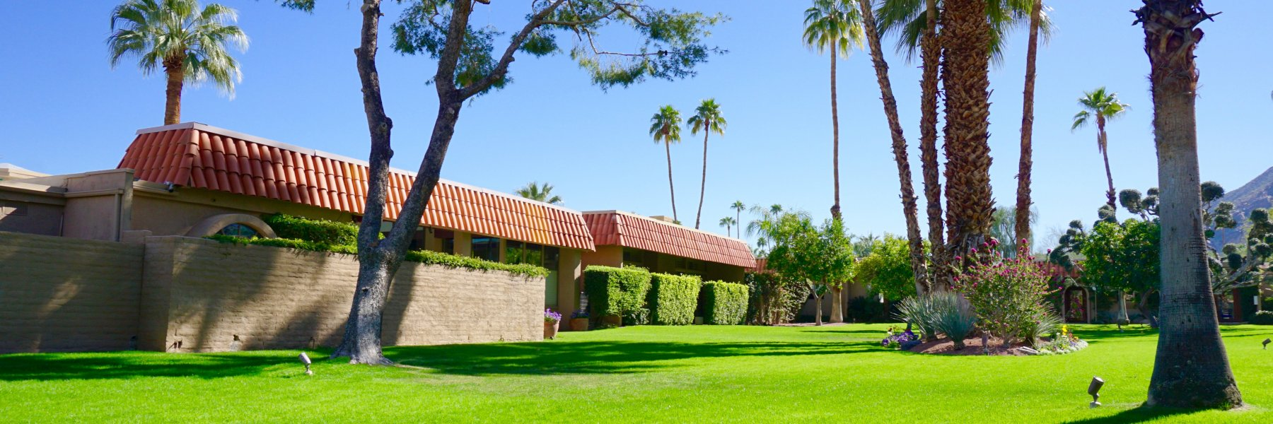 Tennis Club is a community of homes in Palm Springs California