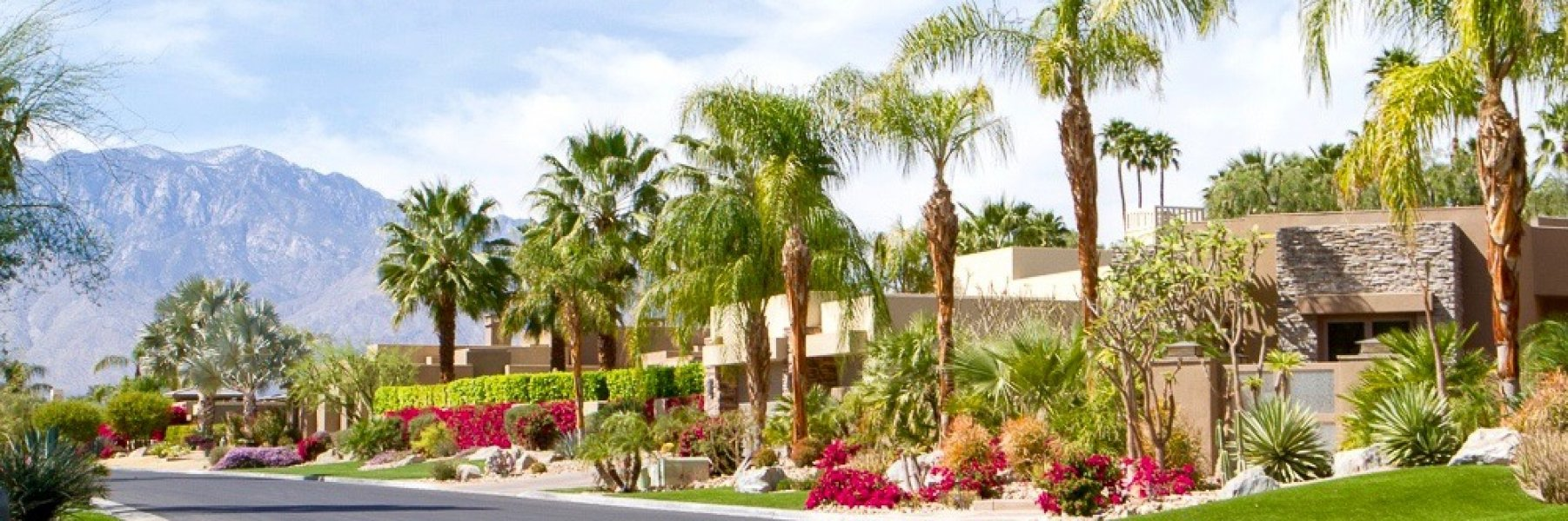 Artisan is a community of homes in Rancho Mirage California