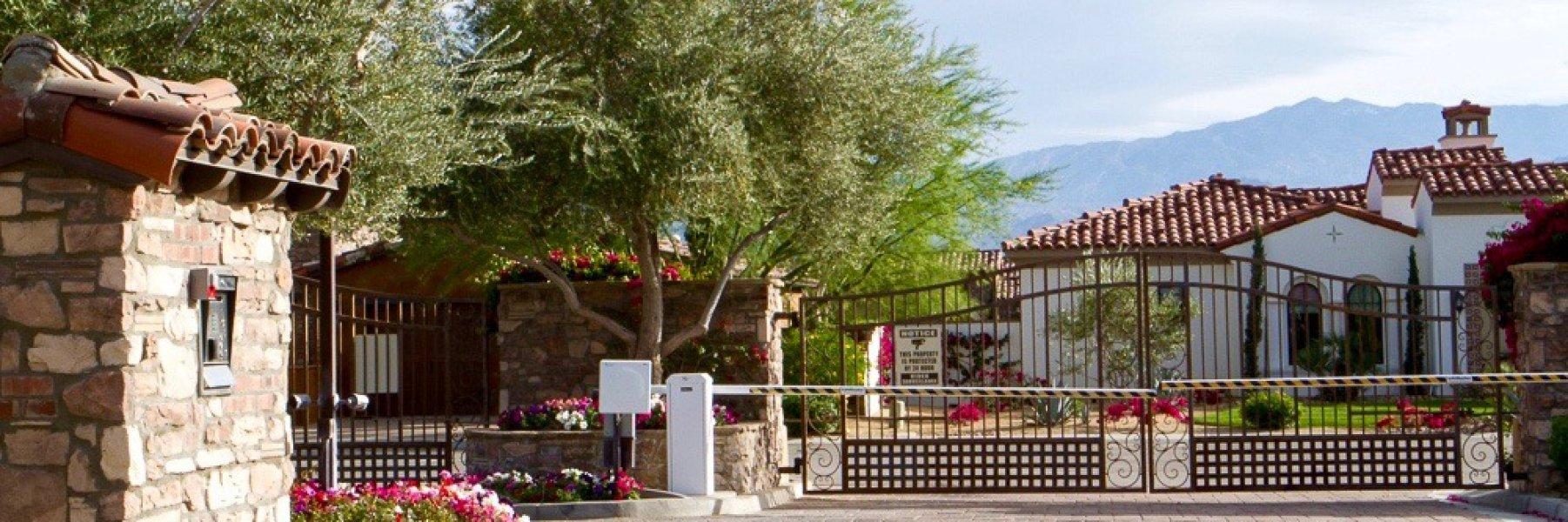 Escala is a community of homes in Rancho Mirage California