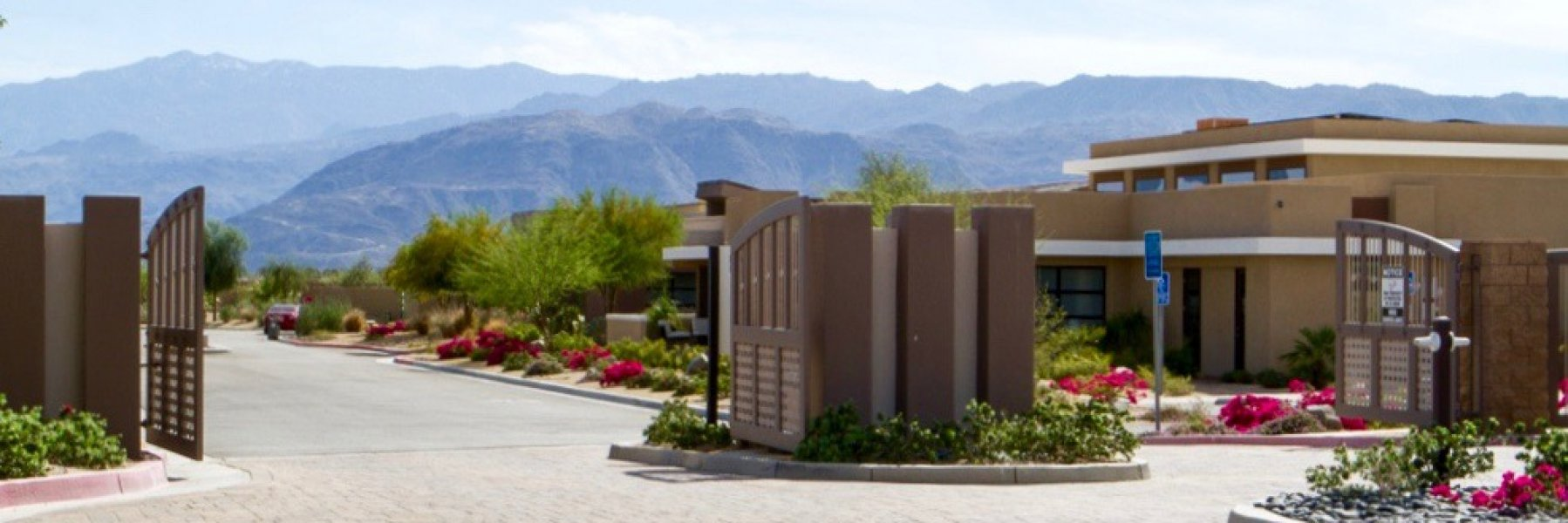 Estilo is a community of homes in Rancho Mirage California