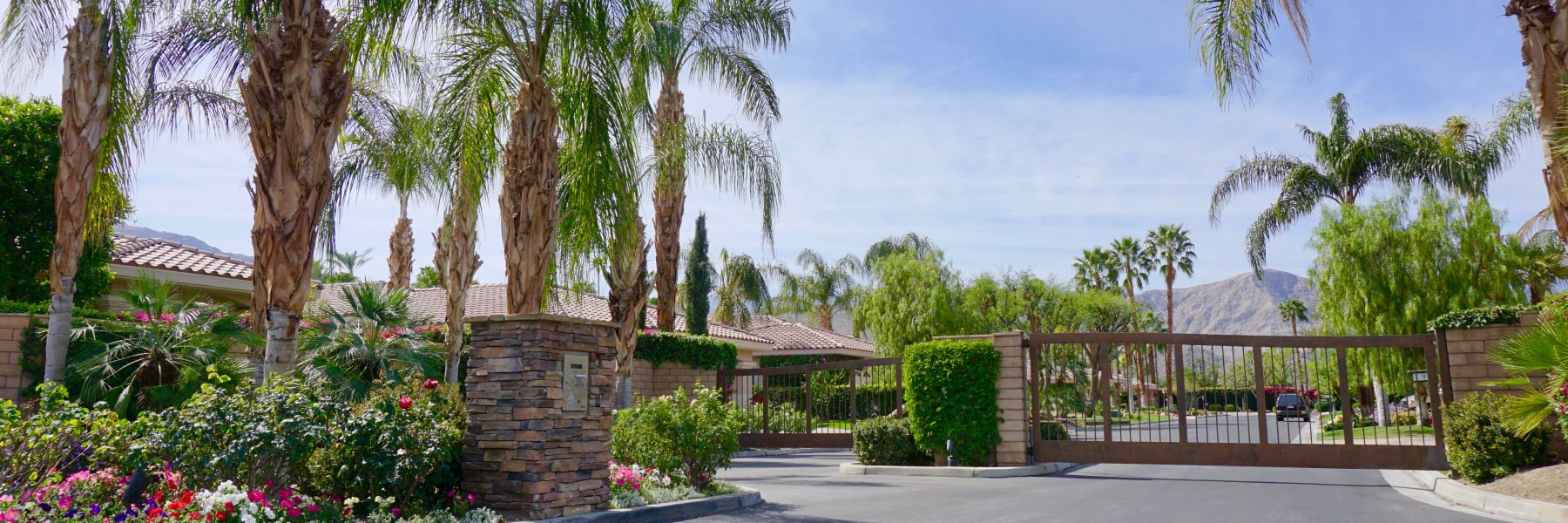 Ivy League Estates is a community of homes in Rancho Mirage California