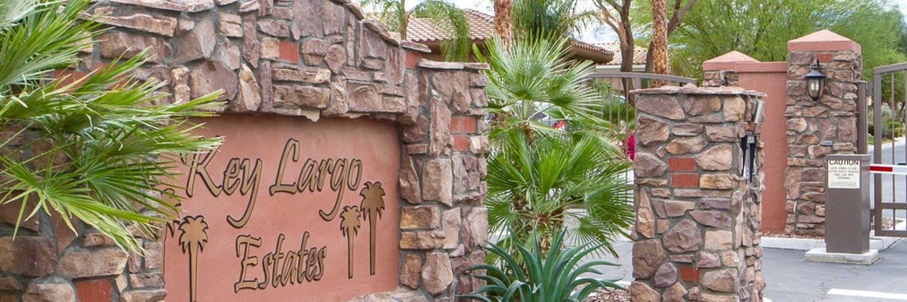 Key Largo is a community of homes in Rancho Mirage California