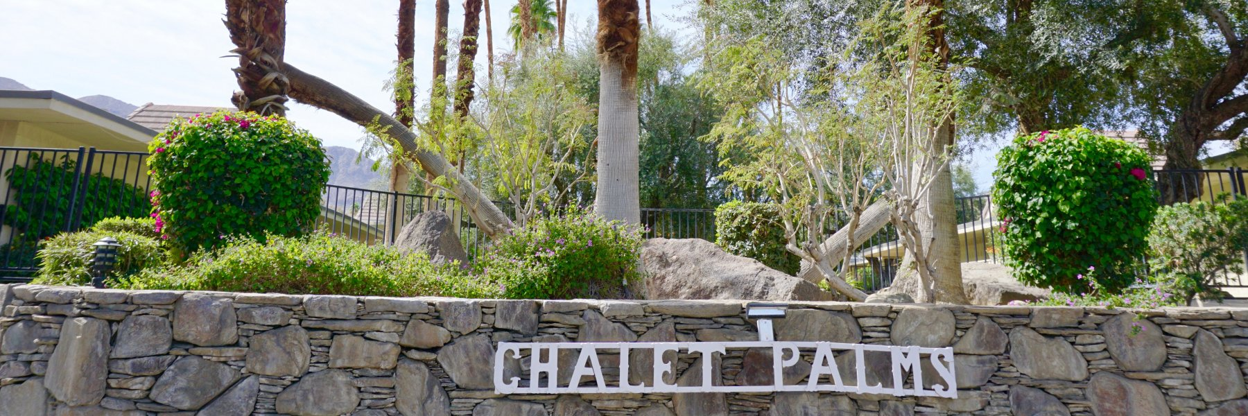 Magnesia Falls Cove is a community of homes in Rancho Mirage California