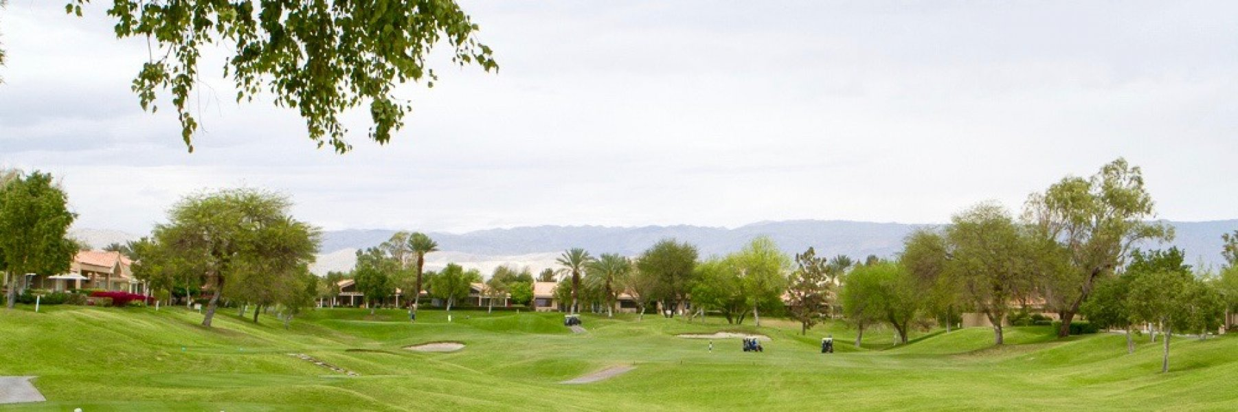 Mission Hills Country Club is a community of homes in Rancho Mirage