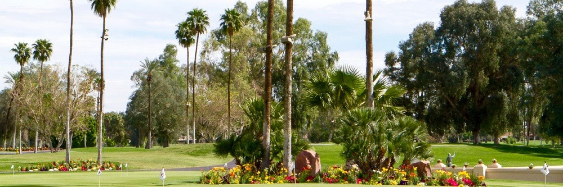 Mission Hills Lakefront is a community of homes in Rancho Mirage California
