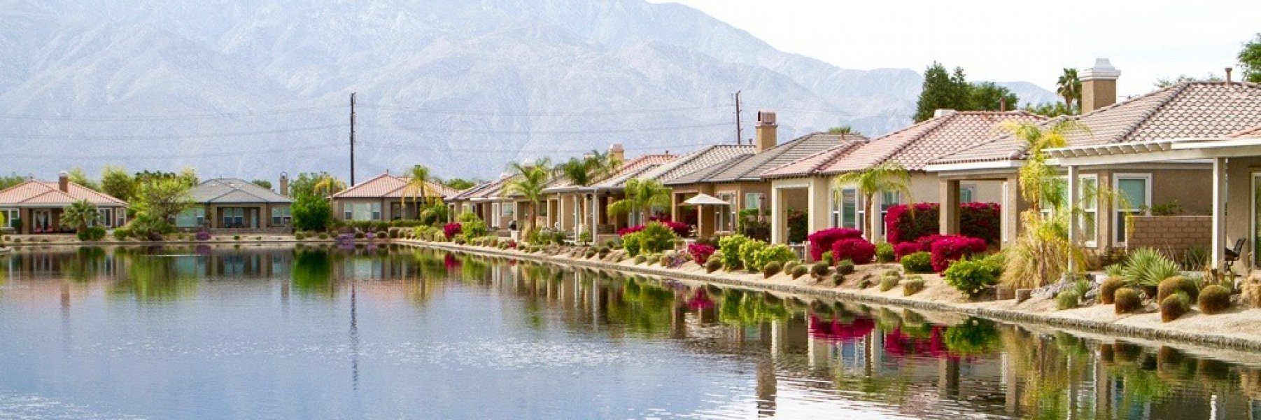 Mission Shores is a community of homes in Rancho Mirage California