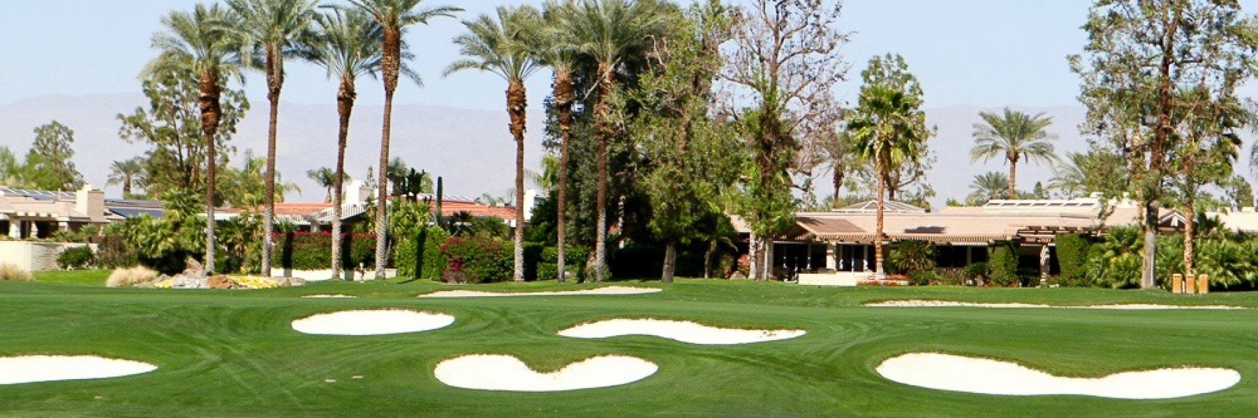 Morningside Country Club is a community of homes in Rancho Mirage California