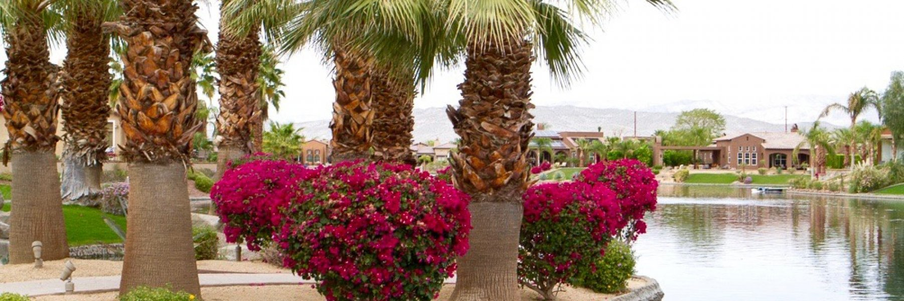 Santo Tomas is a community of homes in Rancho Mirage California