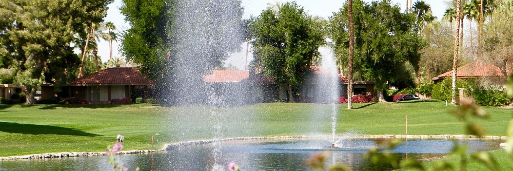 Sunrise Country Club is a community of homes in Rancho Mirage California