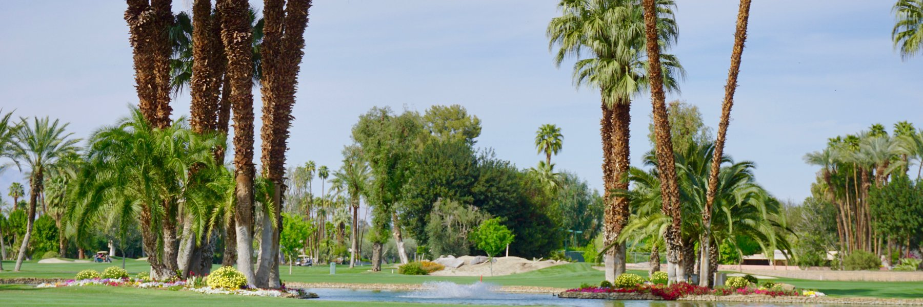 Tamarisk Country Club is a community of homes in Rancho Mirage California