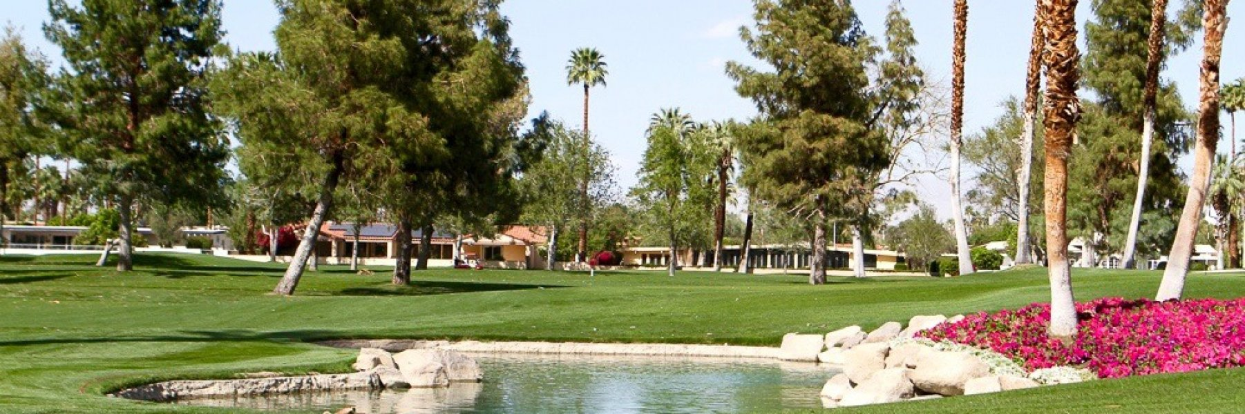 Thunderbird Country Club is a community of homes in Rancho Mirage California