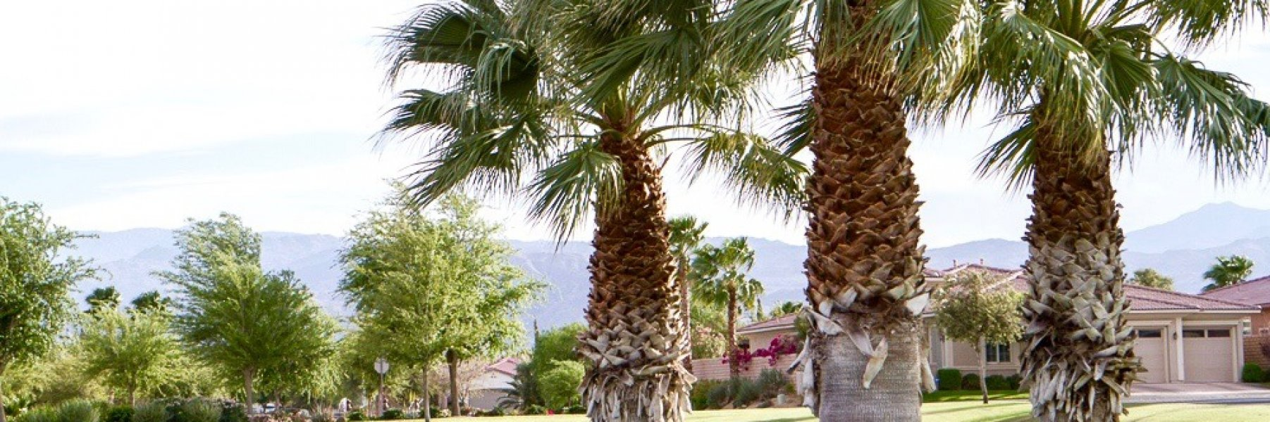 Tuscany is a community of homes in Rancho Mirage California