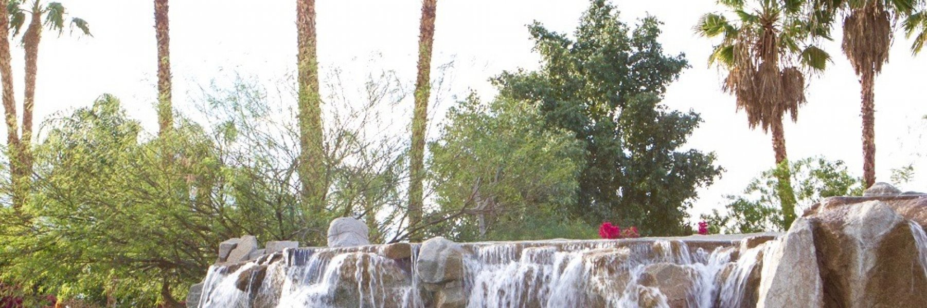 Victoria Falls is a community of homes in Rancho Mirage California