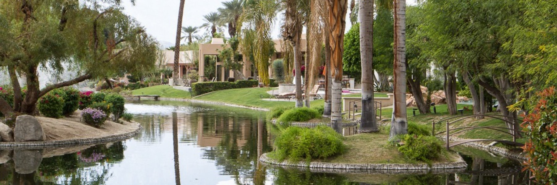 Waterford is a community of homes in Rancho Mirage California