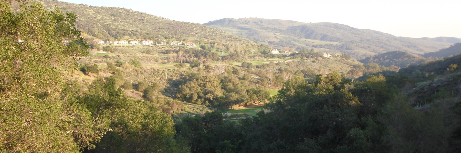 Dove Canyon is a community of homes in Rancho Santa Margarita California