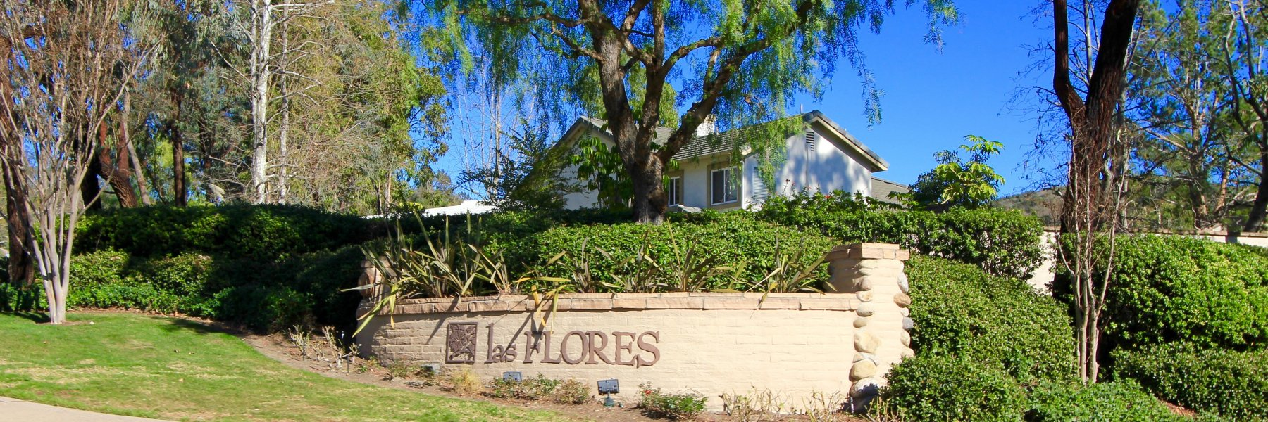 Las Flores is a community of homes in Rancho Santa Margarita