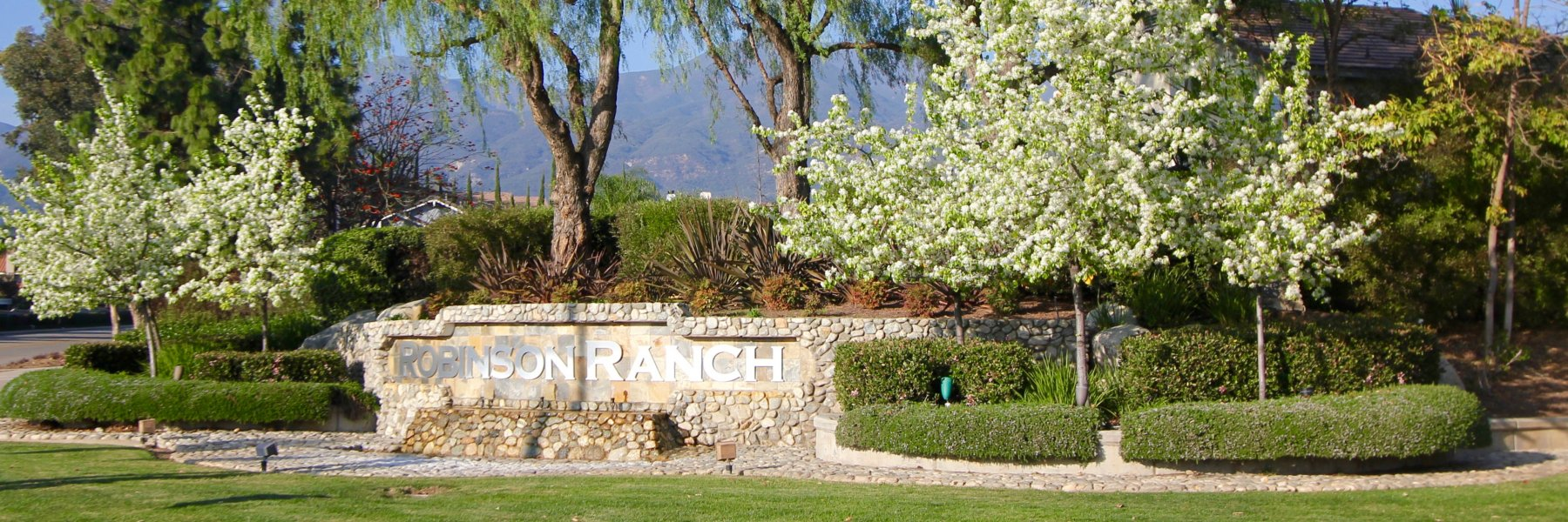 Robinson Ranch is a community of homes in Rancho Santa Margarita California
