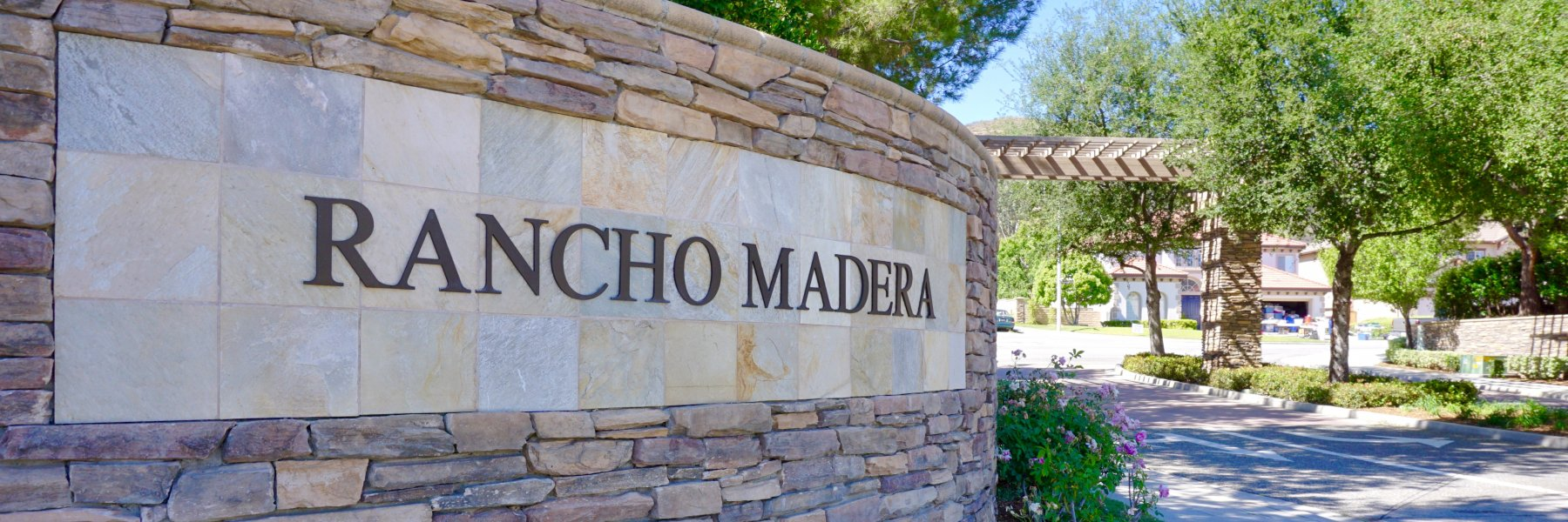 Rancho Madera is a community of homes in Simi Valley California