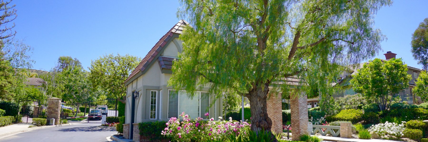 The Oaks is a community of homes in Simi Valley California