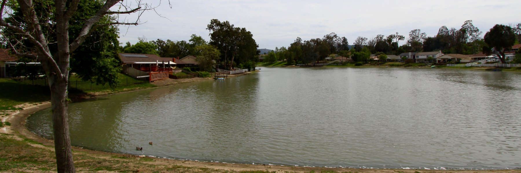 Lake Village is a community of homes in Temecula California