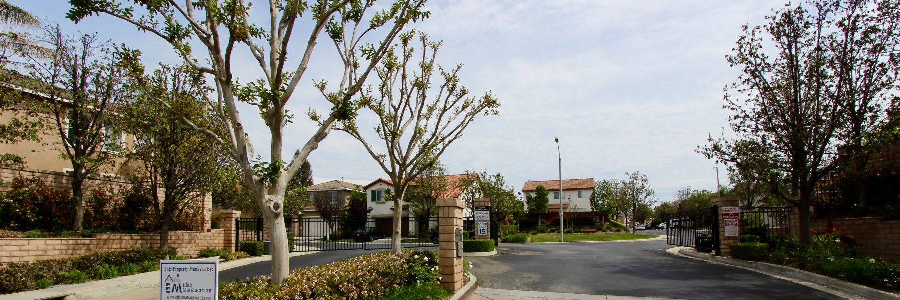 Laurel Creek is a gated community of homes in Temecula California