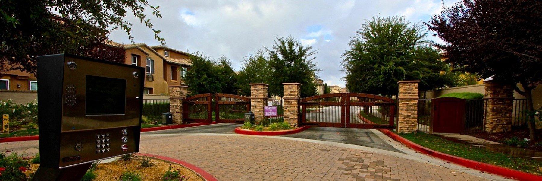 Temecula Lane is a community of homes in Temecula California