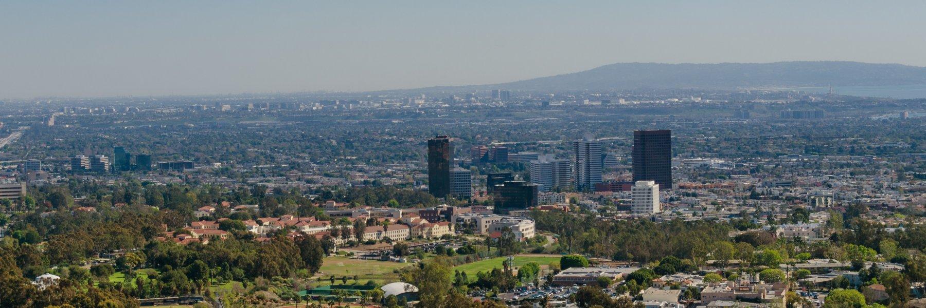 Bel Air is a community of homes in Los Angeles California