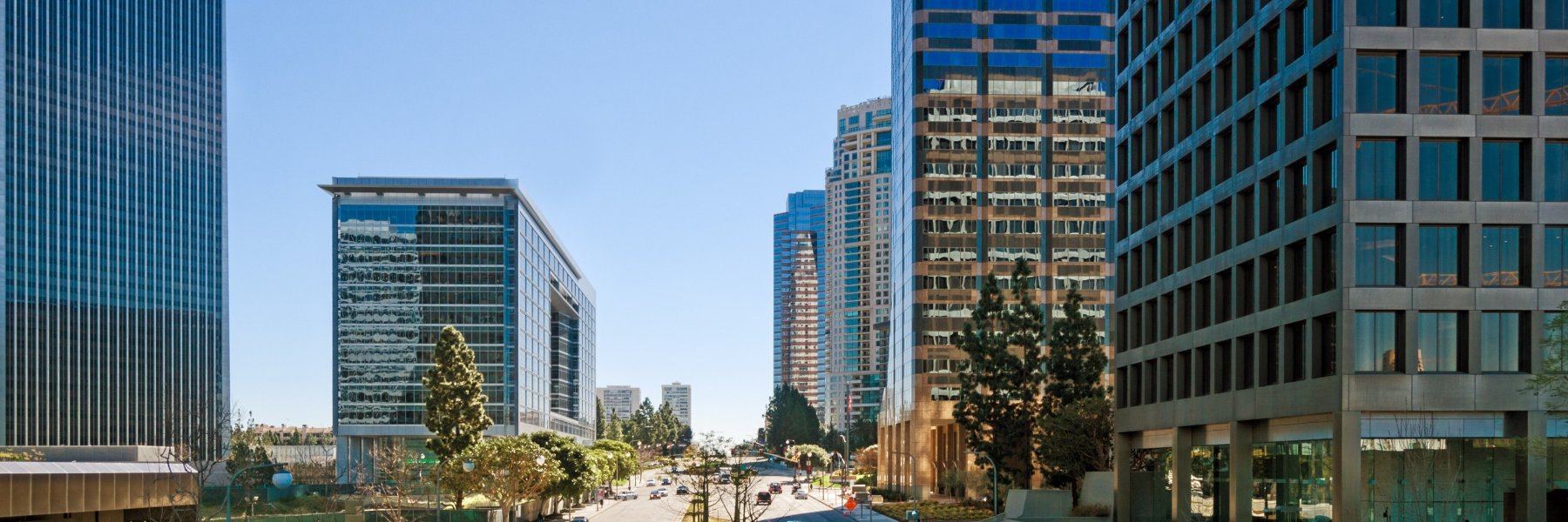 Century City is a community of homes in Los Angeles California