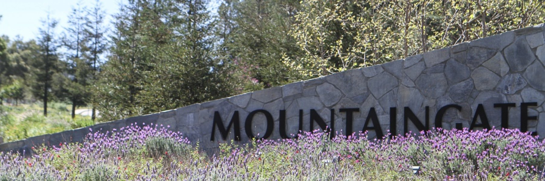 Mountaingate is a community of homes in Brentwood Los Angeles