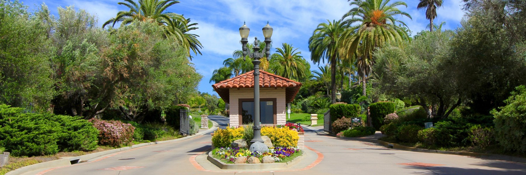Lake Vista Estates is a community of homes in Bonsall California