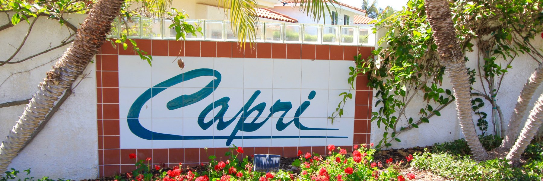 Capri is a community of homes in Carlsbad California