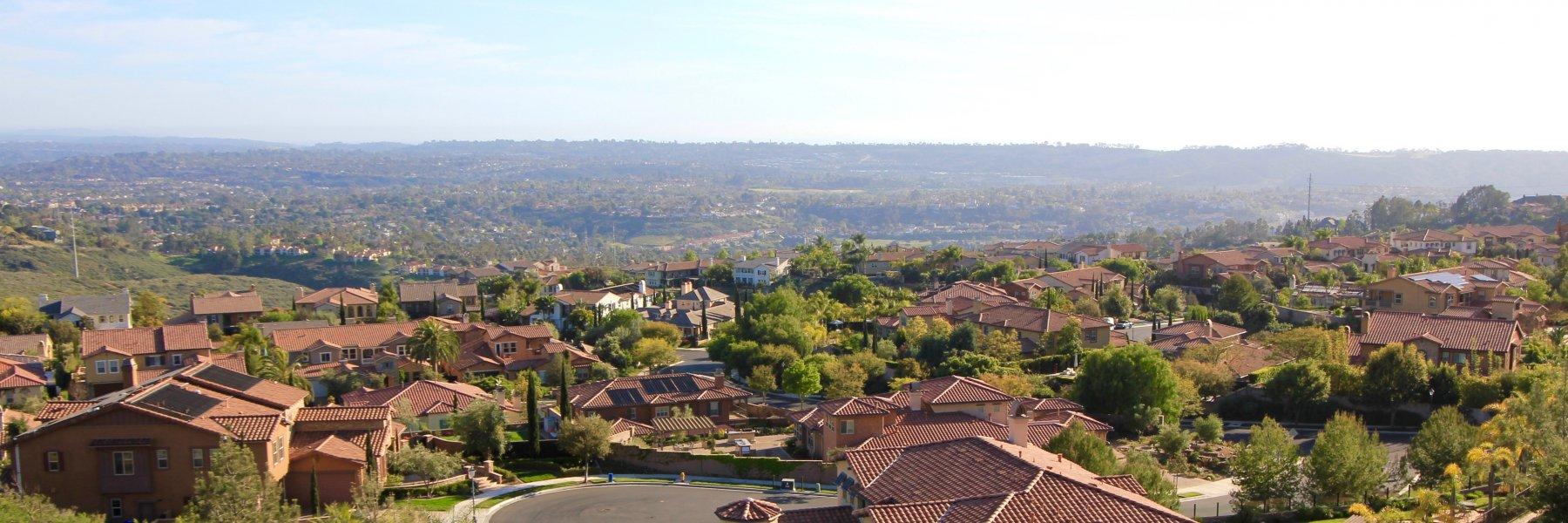 La Costa Ridge is a community of homes in Carlsbad California