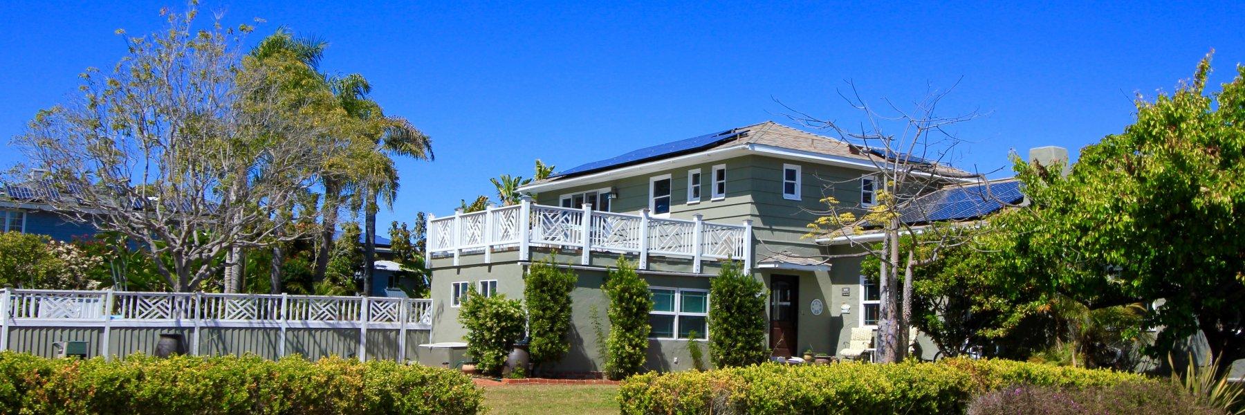 Olde Carlsbad is a community of homes in Carlsbad California