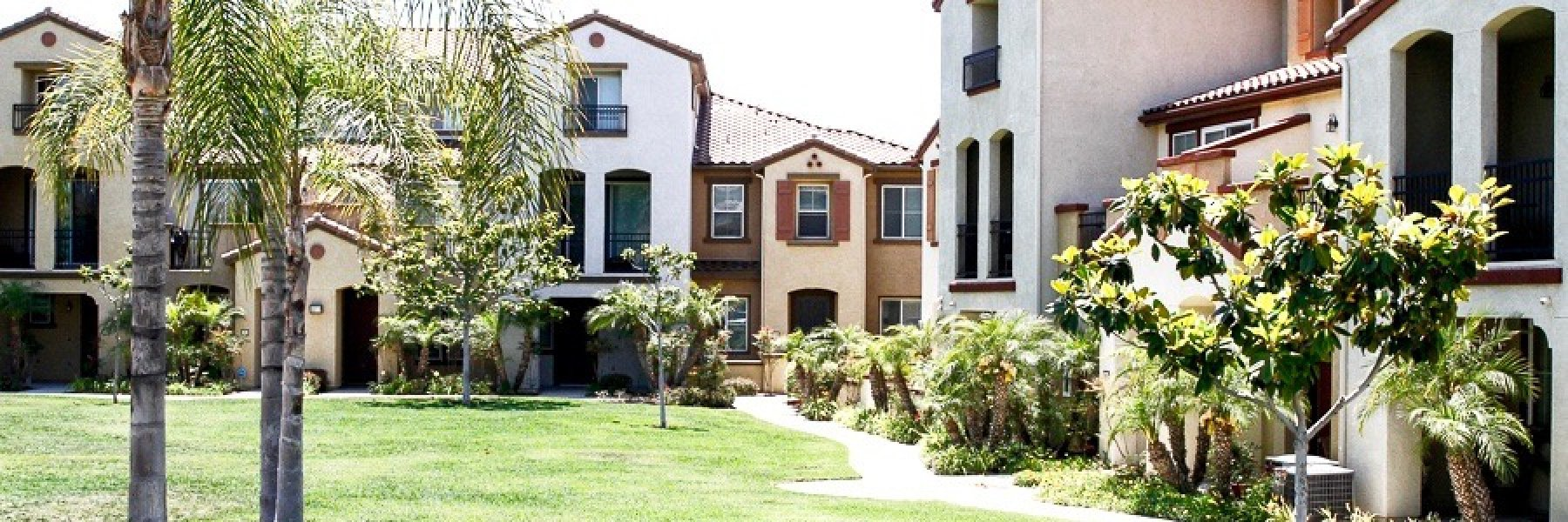 The Summit is a gated community of homes in Chula Vista