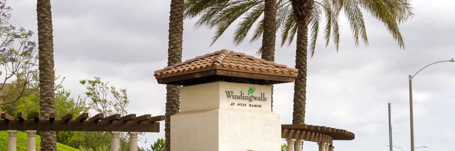 Winding Walk is a community of homes in Chula Vista