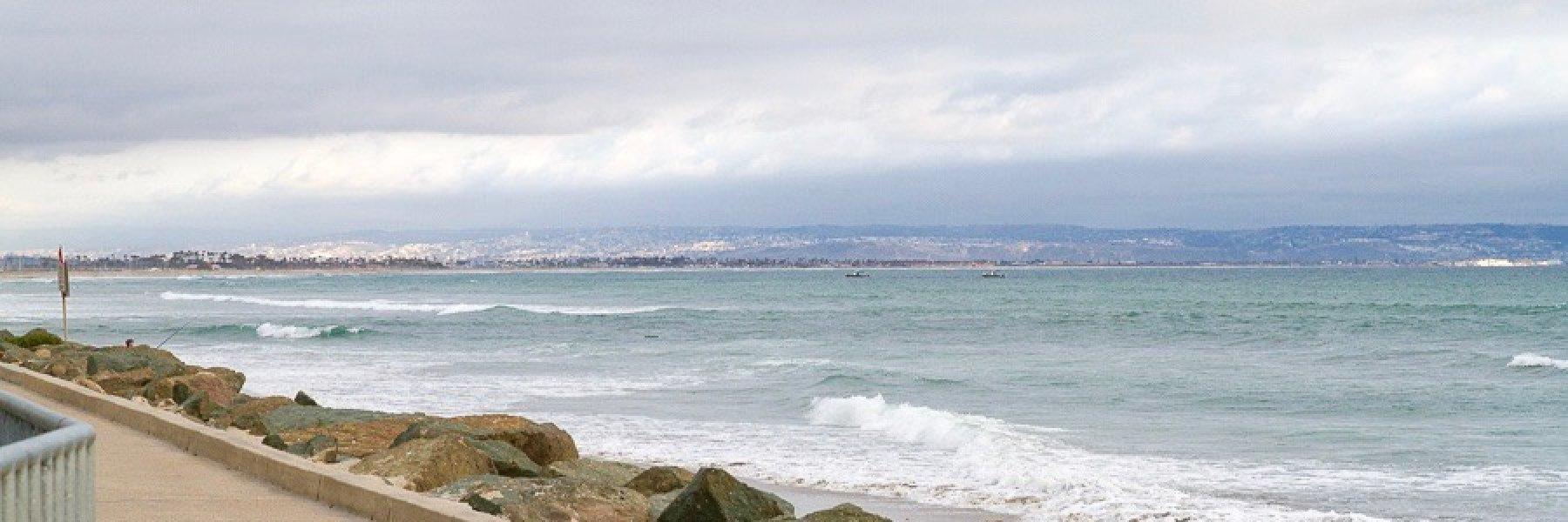 Coronado Shores Neighborhood in Coronado California