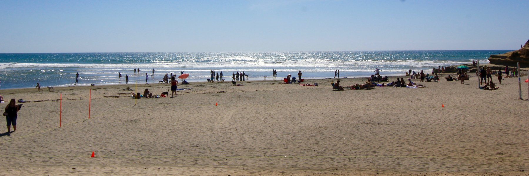 Beach Colony is a community of homes in Del Mar California