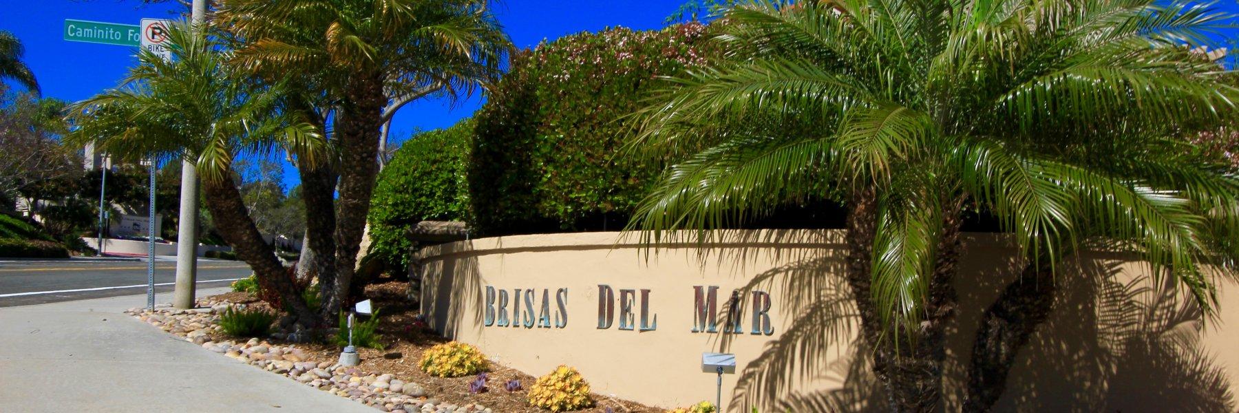 Brisas Del Mar is a community of homes in Del Mar California