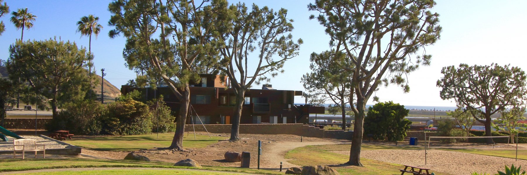 Sea Village is a community of homes in Del Mar California