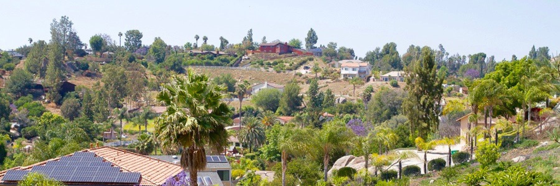 Vista Grande Community of Homes in El Cajon