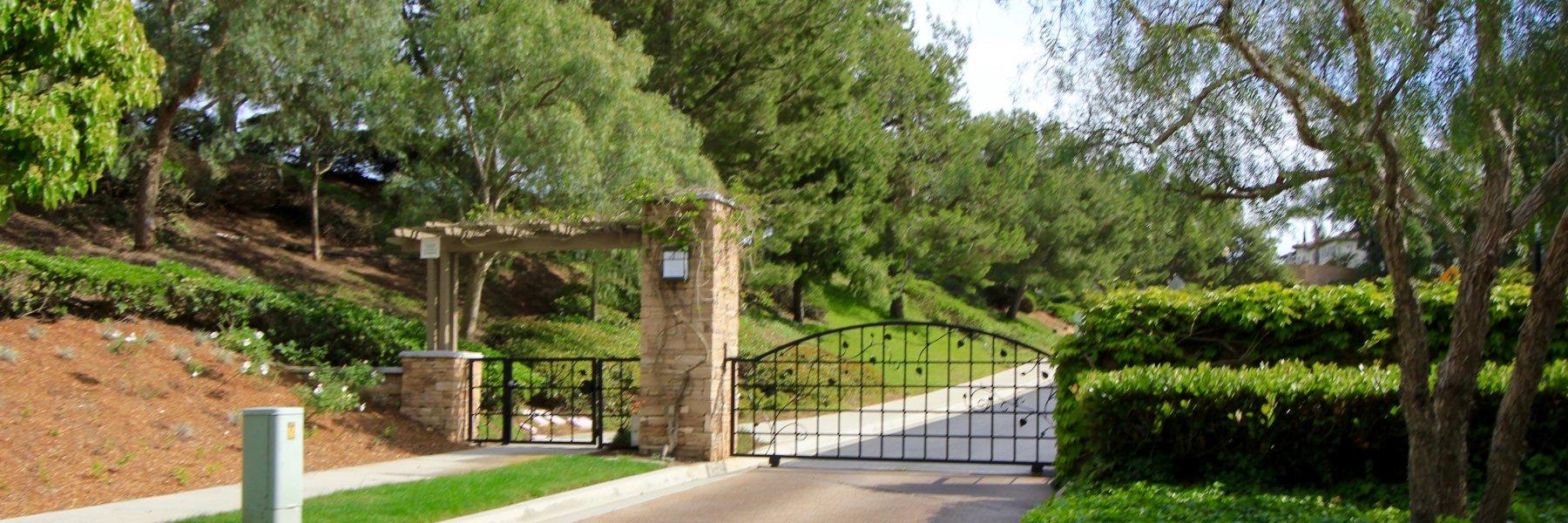 Sandalwood is a community of homes in Encinitas California