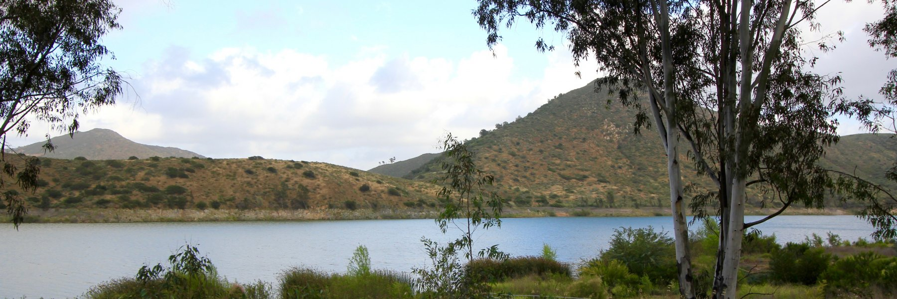 Lake Hodges is a community of homes in Escondido California