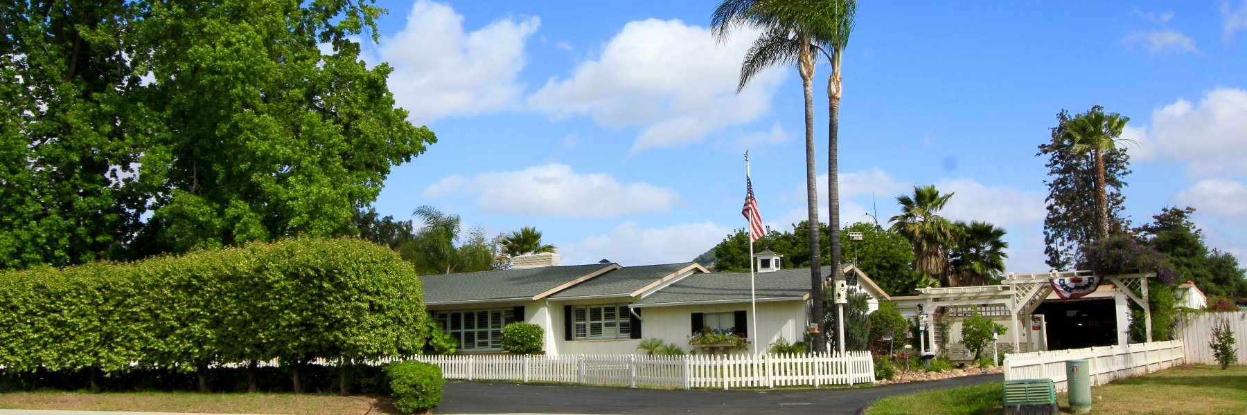 Oak Hill is a community of homes in Escondido California