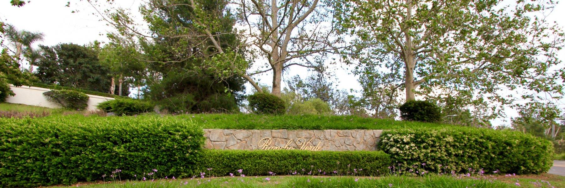 Rancho Verde is a community of homes in Escondido California