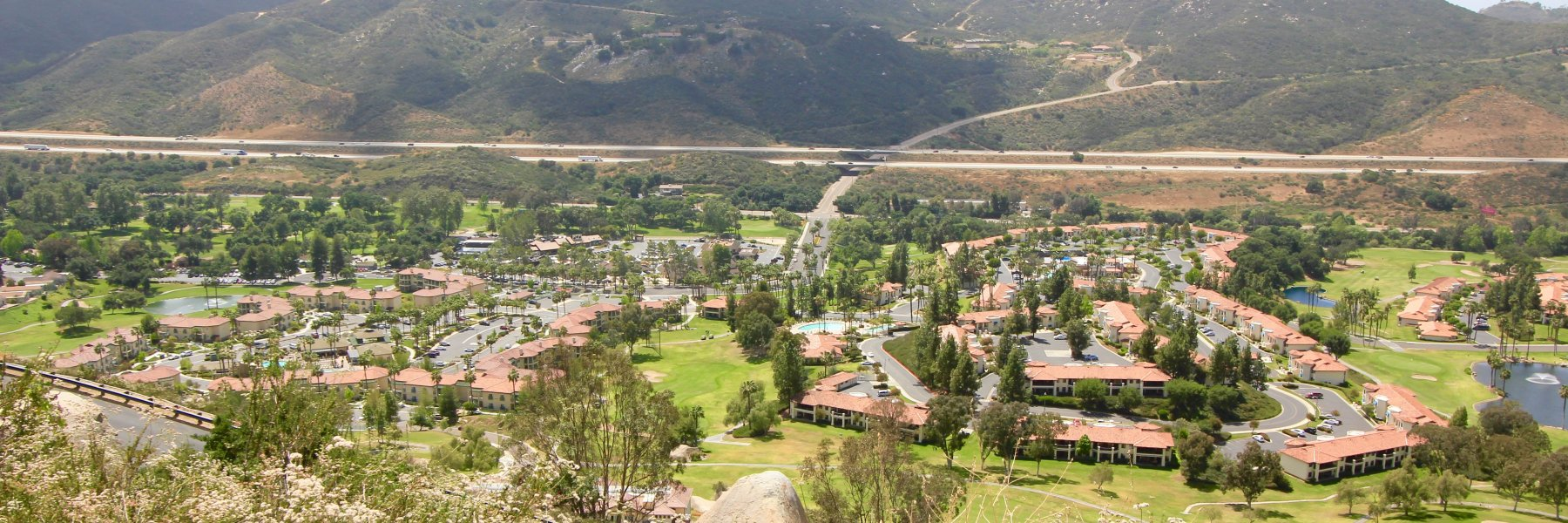 Rimrock is a community of homes in Escondido California