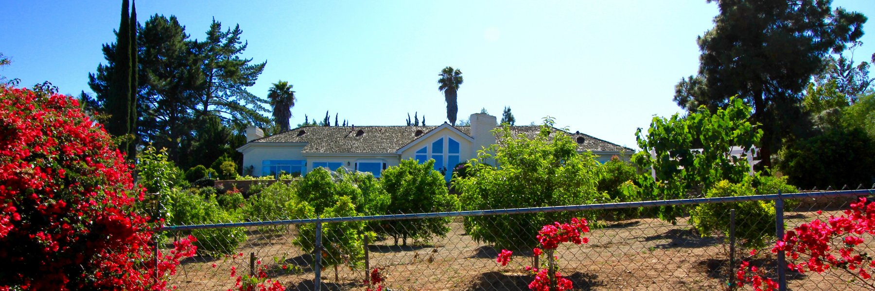 Olive Hill is a community of homes in Fallbrook California