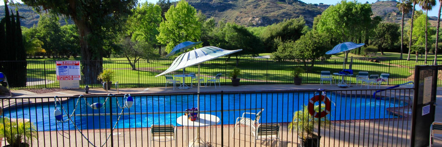 Rancho Monserate is a community of homes in Fallbrook California