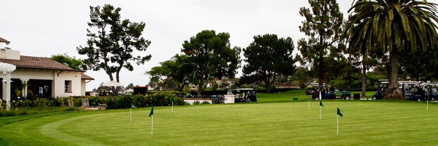 The Country Club is a community of homes in La Jolla California