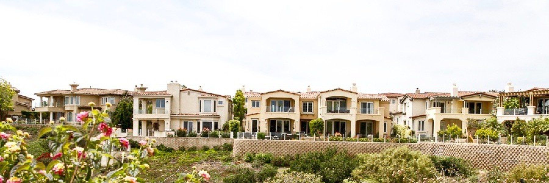 Emerald Cove is a community of homes in La Jolla California