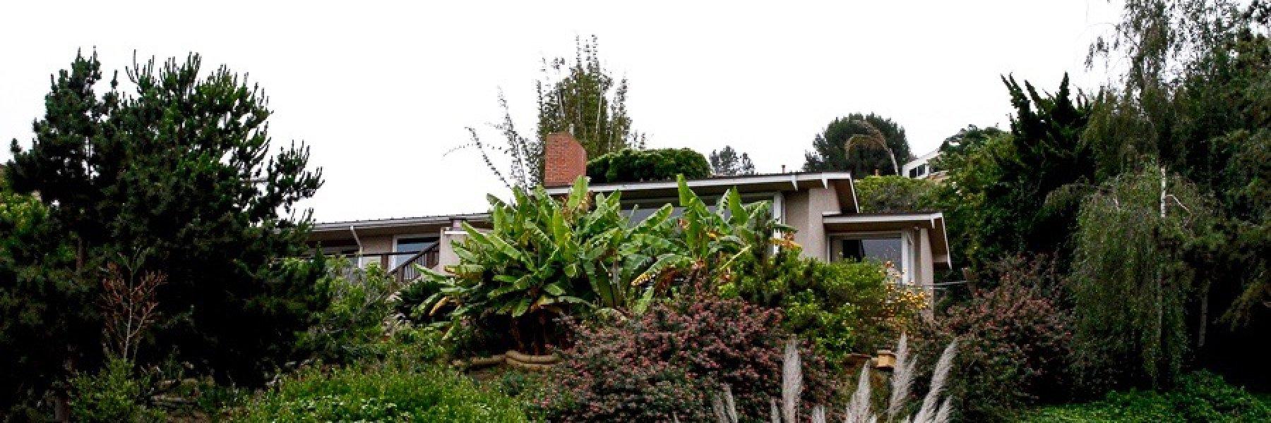 Hidden Valley is a community of homes in La Jolla California